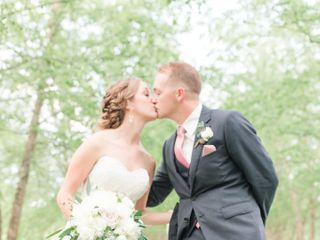 Josh and Paige's Wedding in Murphy, Tennessee 27