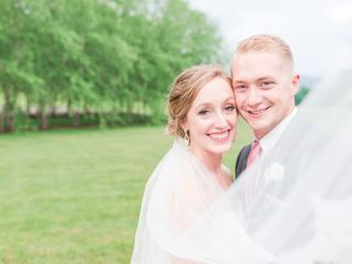 Josh and Paige's Wedding in Murphy, Tennessee 28