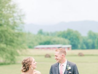 Josh and Paige's Wedding in Murphy, Tennessee 29