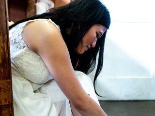 Sean and Joie's Wedding in Silverton, Oregon 29