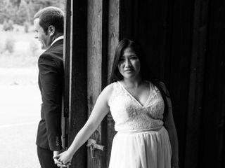 Sean and Joie's Wedding in Silverton, Oregon 37