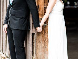 Sean and Joie's Wedding in Silverton, Oregon 39