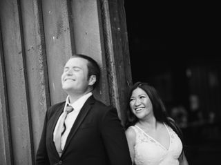 Sean and Joie's Wedding in Silverton, Oregon 40