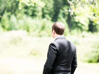 Sean and Joie's Wedding in Silverton, Oregon 41