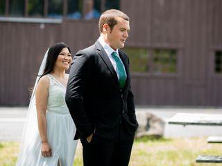 Sean and Joie's Wedding in Silverton, Oregon 42