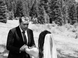 Sean and Joie's Wedding in Silverton, Oregon 46