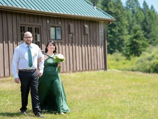 Sean and Joie's Wedding in Silverton, Oregon 61