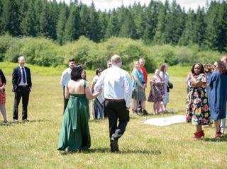 Sean and Joie's Wedding in Silverton, Oregon 62