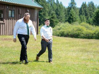Sean and Joie's Wedding in Silverton, Oregon 64