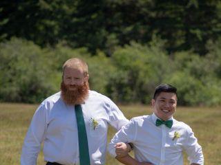 Sean and Joie's Wedding in Silverton, Oregon 65