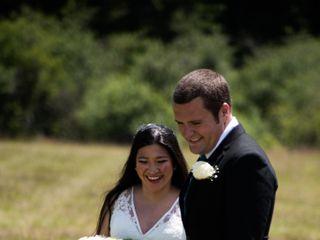 Sean and Joie's Wedding in Silverton, Oregon 70