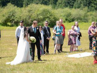Sean and Joie's Wedding in Silverton, Oregon 71