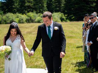 Sean and Joie's Wedding in Silverton, Oregon 72