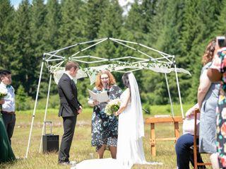 Sean and Joie's Wedding in Silverton, Oregon 73