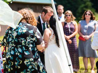 Sean and Joie's Wedding in Silverton, Oregon 85