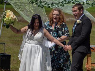 Sean and Joie's Wedding in Silverton, Oregon 87