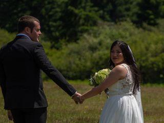 Sean and Joie's Wedding in Silverton, Oregon 91