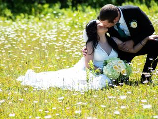 Sean and Joie's Wedding in Silverton, Oregon 94