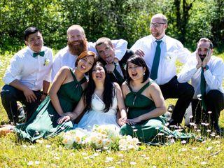 Sean and Joie's Wedding in Silverton, Oregon 95