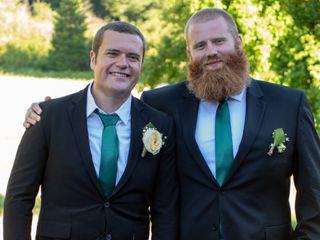 Sean and Joie's Wedding in Silverton, Oregon 108