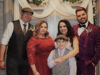 The wedding of Sondra and Greg 1