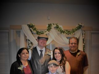 The wedding of Sondra and Greg 2