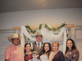 The wedding of Sondra and Greg 3