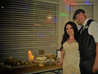 The wedding of Sondra and Greg