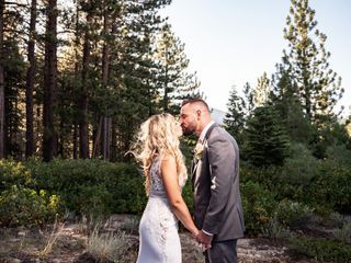The wedding of Amy and Austin