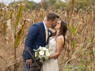 The wedding of Jaclyn and Nick 1