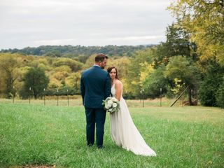 The wedding of Jaclyn and Nick