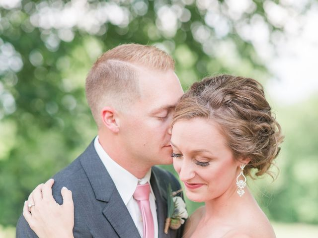 Josh and Paige's Wedding in Murphy, Tennessee 1
