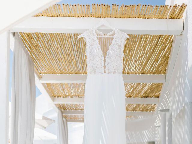 Joel and Kali's Wedding in Santorini, Greece 4