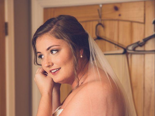 Garrison  and Brianna's Wedding in Staley, North Carolina 3