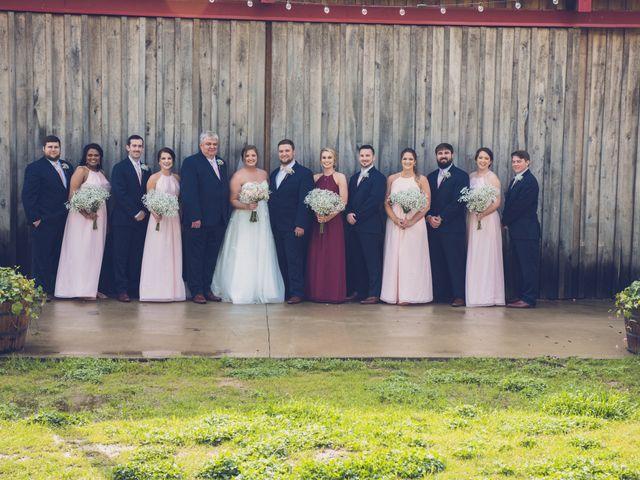 Garrison  and Brianna's Wedding in Staley, North Carolina 2