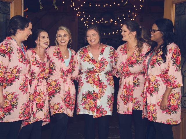 Garrison  and Brianna's Wedding in Staley, North Carolina 6