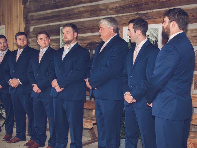 Garrison  and Brianna's Wedding in Staley, North Carolina 7