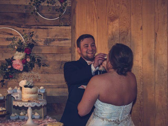 Garrison  and Brianna's Wedding in Staley, North Carolina 12
