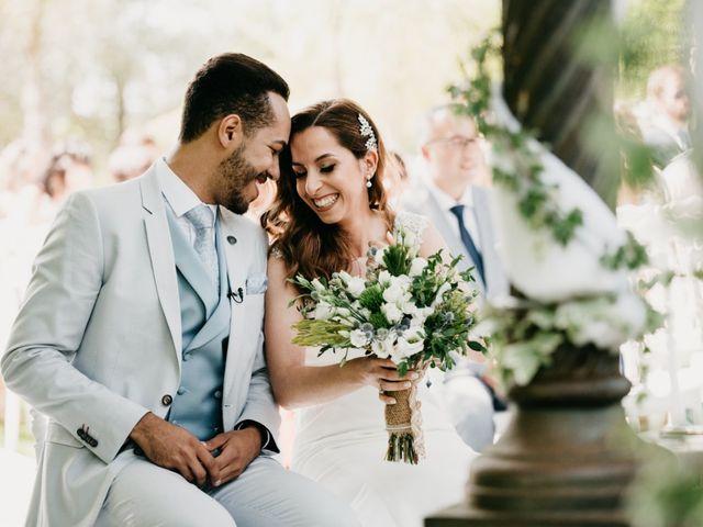 The wedding of Sara and Phael