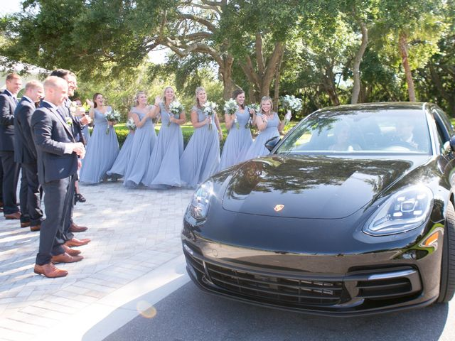 Kyle and Caitlin's Wedding in Tampa, Florida 4
