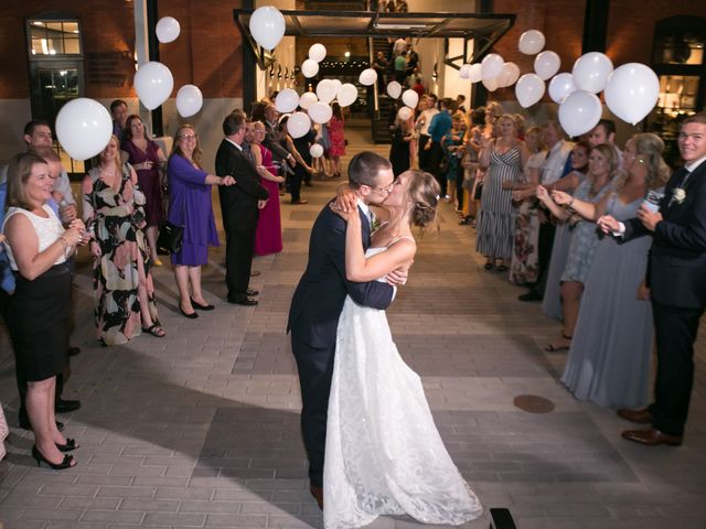 Kyle and Caitlin's Wedding in Tampa, Florida 5