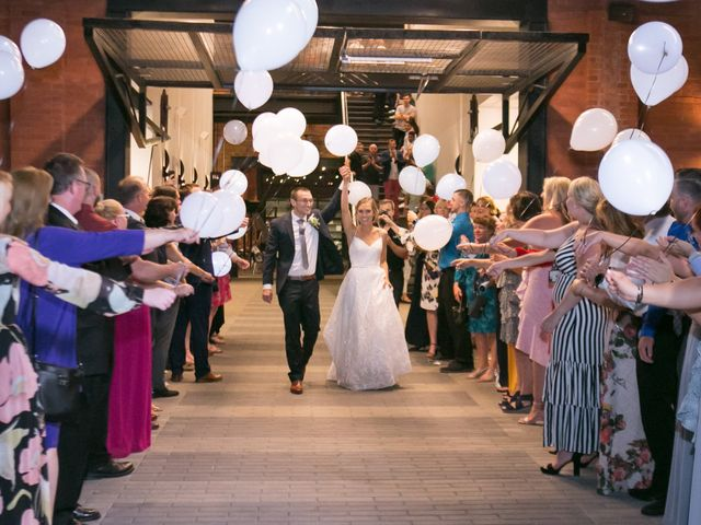 Kyle and Caitlin's Wedding in Tampa, Florida 6