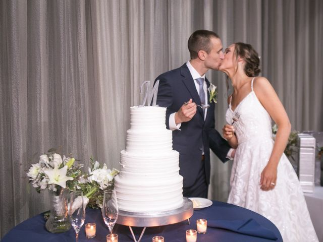 Kyle and Caitlin's Wedding in Tampa, Florida 14