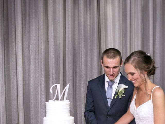 Kyle and Caitlin's Wedding in Tampa, Florida 15
