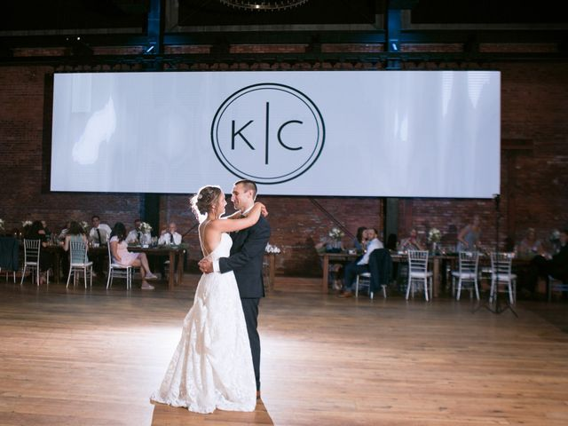 Kyle and Caitlin's Wedding in Tampa, Florida 17