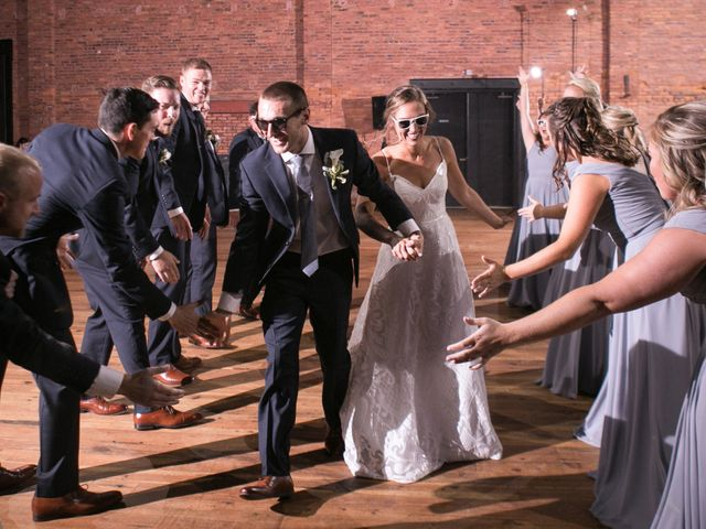 Kyle and Caitlin's Wedding in Tampa, Florida 18
