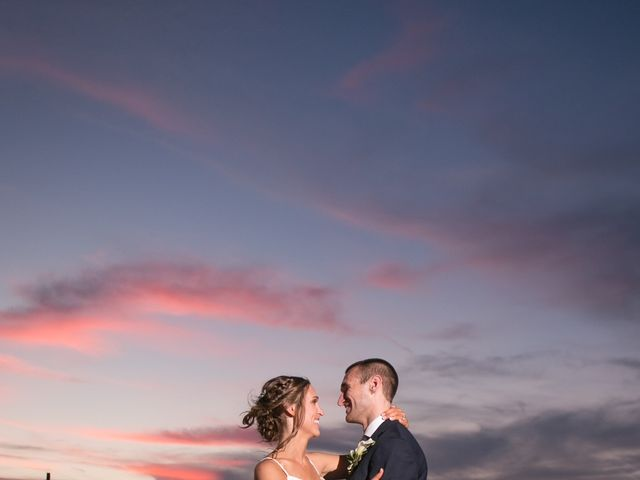 Kyle and Caitlin's Wedding in Tampa, Florida 19