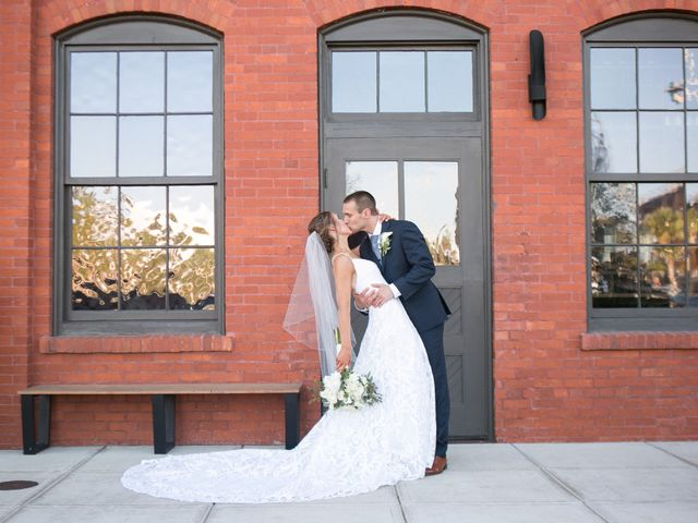 Kyle and Caitlin's Wedding in Tampa, Florida 22