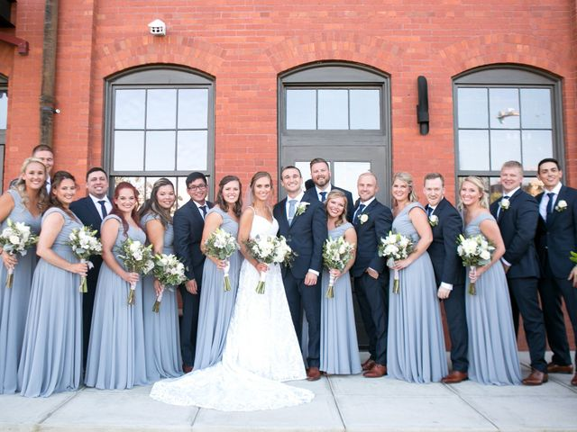 Kyle and Caitlin's Wedding in Tampa, Florida 23