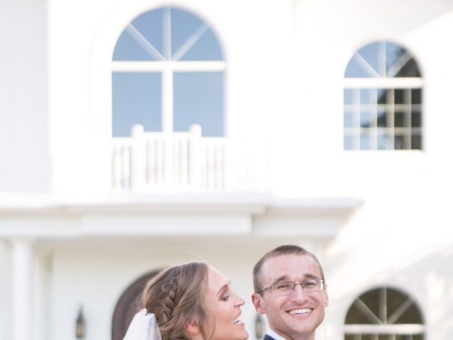 Kyle and Caitlin's Wedding in Tampa, Florida 26